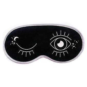 Danielle Star Gazer Luxury Velvet Eye Mask & Ear Plug Set