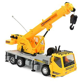 Remote Control Tower Crane Model Machinery Toy