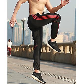 الرجال الرياضة تشغيل, الركض, صالة ألعاب رياضية بنطلون