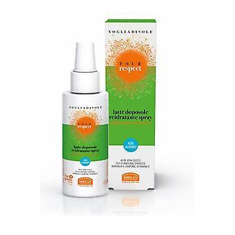 Vogliadisole Respect - After Sun Milk Refreshing Rehydrating Spray 100 ml