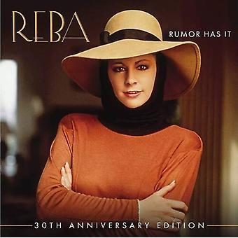 Mcentire,Reba - Rumor Has It (30th Anniversary Edition) [Vinyl] USA import