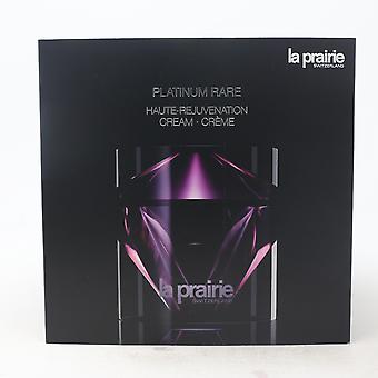 La Prairie Platinum Rare Haute- Rejuvenation Cream  1.7oz/50ml New With Box