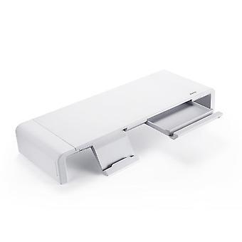 Wyświetlacz Zwiększenie półka, lcd Monitor Wspornik / przechowywania Stand / ekran Klawiatura