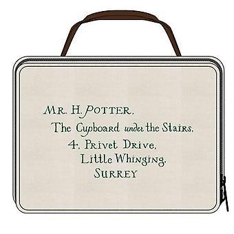 Harry Potter brev till Hogwarts Lunch Box