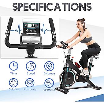 CITYSPORTS Exercise Bike Home Gym Bicycle Cycling Cardio Fitness Training Indoor(CS10)