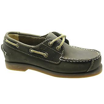 حراس الأرض تيمبرلاند Peakisl 2I الشباب قارب الأحذية أطفال الزيتون البني 4671R B79C
