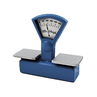 Dolls House Shop Weighing Scales Old Fashioned 1:12 Store Accessory