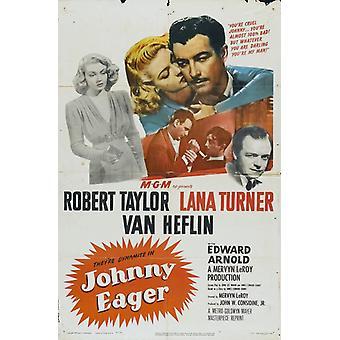 Johnny impaciente Movie Poster (11 x 17)