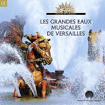 Les Grandes Eaux Musicales De Versailles - importación de Estados Unidos Les Grandes Eaux Musicales De Versailles [CD]