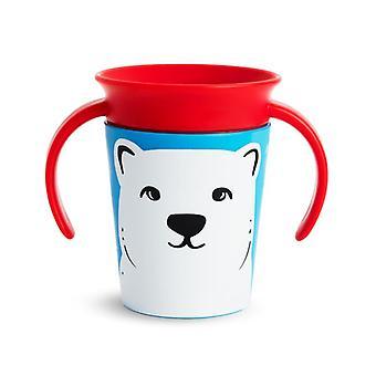Munchkin miracle 360 trainer cup wild love polar 177ml