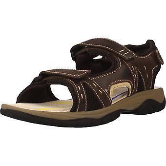 Stonefly Sandals Mark 1 Leder kleur 410