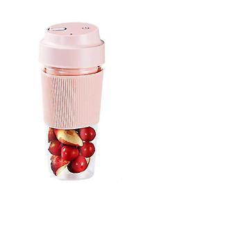 Elektromos facsaró turmixgép, Usb Mini gyümölcskeverők, elszívók Élelmiszer, Turmix