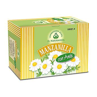 Chamomile with anise 20 infusion bags