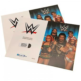 WWE Gift Wrap (Förpackning med 2)