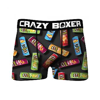 Crazy Boxers Pringles Cans All Over Boxer Briefs