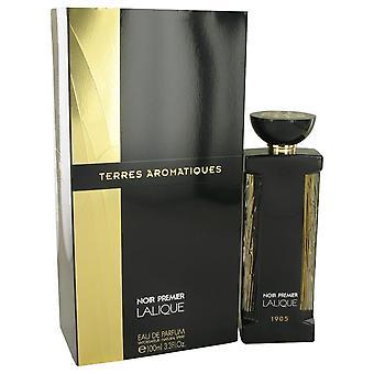 Terres Aromatiques Eau De Parfum Spray Lalique 3,3 oz Eau De Parfum Spray