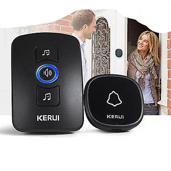 Doorbell Touch Button Home Security Welcome