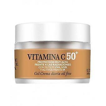 Natysal Crema Vitamina C 50+ 50 ml