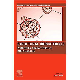 Structural Biomaterials door Cuie Wen