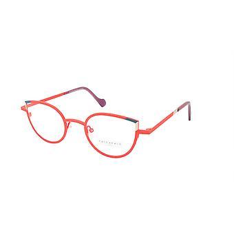 Face A Face Eyeglasses Frame YUMMI 2 Col. 9404 Acetate Poppy Navy Gold Violet