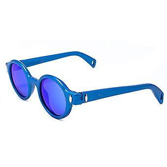 ITALIEN UAFHÆNGIGE 0013-021-000 solbriller, Blå (Azul), 47,0 Unisex-Voksen