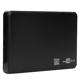 Hdd Case Sata zu Usb 2.0 Adapter Festplatte Gehäuse für Ssd Disk Case Box Hd