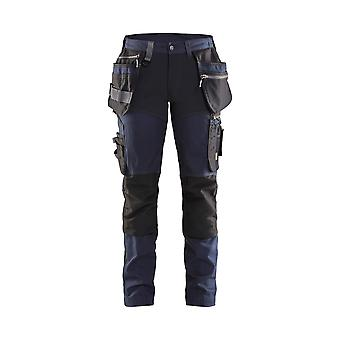 Blaklader 7115 craftsman trousers with stretch womens (71151343)