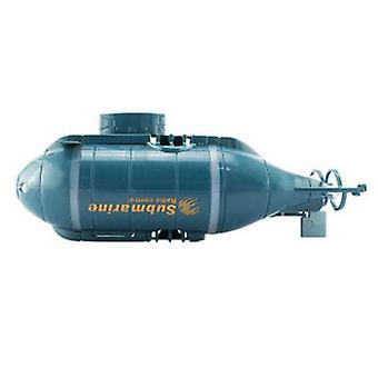 Kids Baby Rc Toy, Simulação Elétrica Recarregável, Mini Submarino, Seis canais