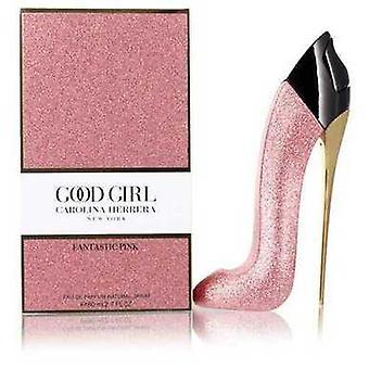 Hyvä tyttö fantastinen vaaleanpunainen Kirjoittanut Carolina Herrera Eau De Parfum Spray 2.7 Oz (naiset)