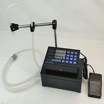 Machine de remplissage de liquides électriques Mini Bouteille d'eau Remplisseur d'eau pompe numérique