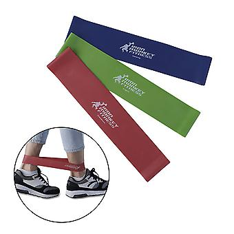 Tension Resistance Band Exercise Loop Crossfit Strength Weight Training