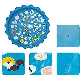 Inflatable Water Jet Water Cushion Toy