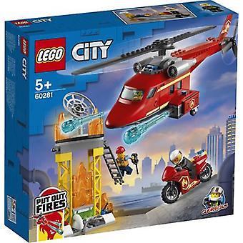 Elicottero antincendio Lego City 60281