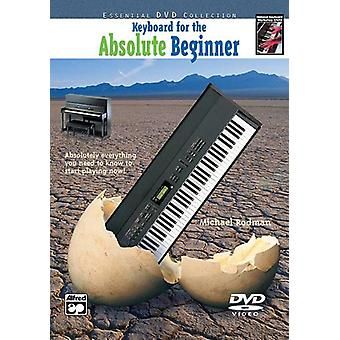 Keyboard for the Absolute Beginner DVD