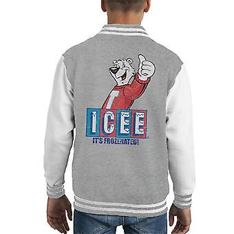 ICEE Its Frozenated Kid's Varsity Jacket
