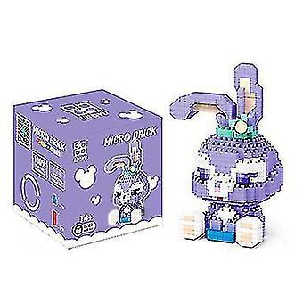 Lego building blocks Star Dailu micro-particle puzzle building blocks children's toys spelling
