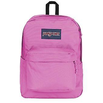 Jansport Superbreak Plus Backpack - Purple Orchid