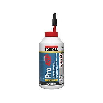 Soudal Pro 45P Polyurethane Wood Adhesive 750ml