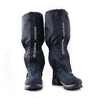 Fotturer Klatring Jakt Snø Legging Gaiters
