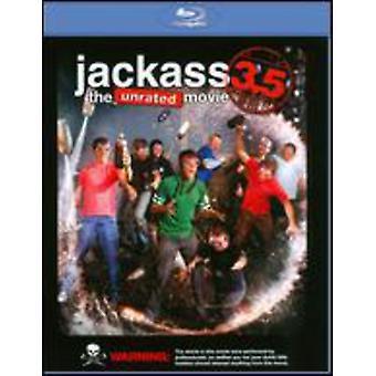 Jackass 3.5 [BLU-RAY] USA import