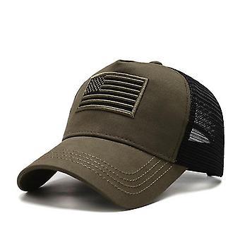 """כובע בייסבול של דגל ארה""""ב"""