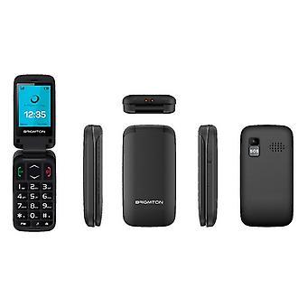 """Mobile phone BRIGMTON BTM-5 2,4"""" TFT Bluetooth FM Black"""