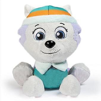 Stuffed animals everest / 15-18cm genuine paw patrol anime action figure  kids plush toys