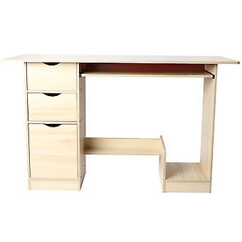 Computer Desk Simple Modern Style Writing Desk Multifunctional Laptop Table For Home And Office