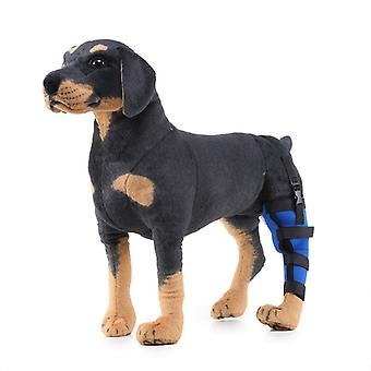Evago Extra Supportive Dog Canine Rear Leg Hock Gelenk wrap schützt Wunden, während sie heilen Kompressionsorthese heilt und verhindert Verletzungen und Verstauchungen helfen