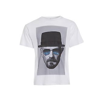 हेइसेनबर्ग मुद्रित टी शर्ट