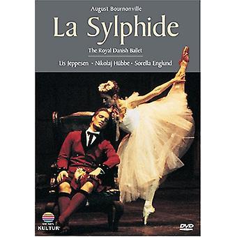 H.S. Lovenskiold - Sylphide [DVD] USA import