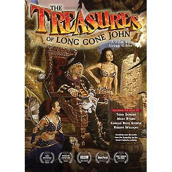 Treasures of Long Gone John [DVD] USA import