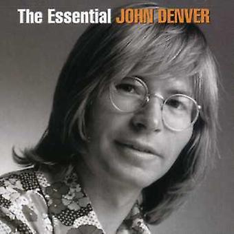 John Denver - väsentliga John Denver [CD] USA import