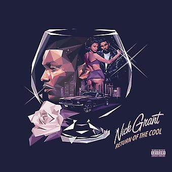 Nick Grant - Return of the Cool [Vinyl] USA import